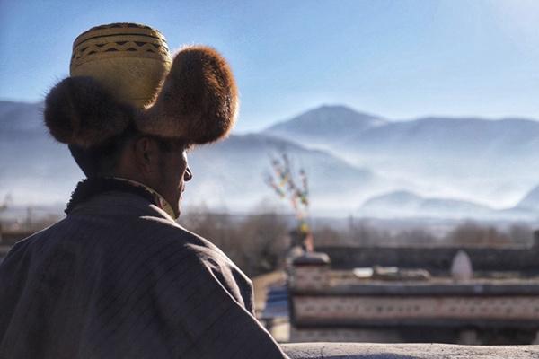 走进雅鲁藏布江畔 感受冬日的静谧和美好
