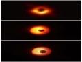 人类首张黑洞照片,?#26412;?#26102;间4月10日晚在全球多地同步发布。事件视界望远镜(EHT)宣布,已成功获得超大黑洞的第一个直接视觉证据,该黑洞图像揭示了室女座星系团中超大质量星系M87中心的黑洞,它距离地球5500万光年,质量为太阳的65亿倍。黑洞照片一出,网友们便开始了一场PS大赛,只能说,这届网友的脑洞太大了!图片来源于网友,具体见水印。