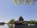 中国天气网讯 昨日(24日),北京迎来一场酣畅淋漓的春雨,全市普遍出现中到大雨。今天雨过天晴,碧空如洗,颜值爆表,空气也格外清新。今天中午12时,全市大部分地区的PM2.5只有个位数。(王晓 摄)