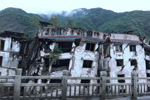 一組圖告訴你自然災害現場有多震撼