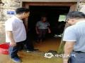 中国天气网讯 5月17日晚上至18日早晨,广东清远市英德北部、东部出现暴雨局地大暴雨,短时雨强大。本次强降雨主要造成英德沙口镇部分地区出现山洪暴发、内涝、农田、鱼塘受淹,损失较大。(拍摄者/英德三防办工作人员)
