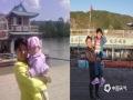 2012年5月10日,我抱着十一个月整的你在图们江广场晒着太阳,7年过去了,你从一个不知道什么是儿童节的宝宝,长成了娇俏的小姑娘,开心、兴奋的期待着自己的节日,希望一直开心的成长,是妈妈永远的愿望。(图/王兴环)