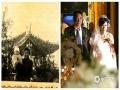 左边是我出生后不久和爸爸的第一张合影,而在我结婚当天,挽着爸爸的手,拍下了右边的合影。从小到大爸爸都是最疼爱我的一个,谢谢您,祝您父亲节快乐! (徐雅莲供图)