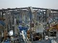 7月3日下午5点15分左右,辽宁省铁岭开原市遭突发龙卷风袭击。据初步统计,这次龙卷风已造成6人死亡;190余人受伤;开原工业区内30户企业厂房、设备受损,受灾民房744户,受灾楼房3591户,旱田受灾约1500亩。目前,各项救援工作正在全力推进,灾后重建工作有序展开。图为龙卷风袭击后的开原工业园区。(图/郭慧君)