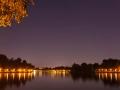 光影流动 北京后海的夜景太美啦