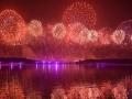 璀璨焰火庆国庆