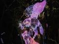 冰与光的艺术 哈尔滨兆麟公园冰灯游园会开启