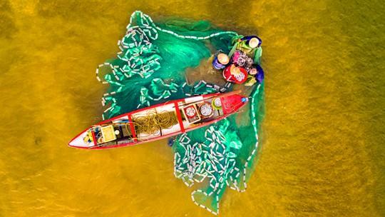 换个视角看世界 15张航拍图张张震撼