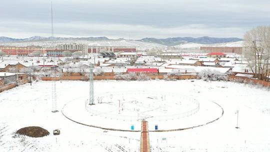 �权�蒙古多地出�F降雪 局地暴雪