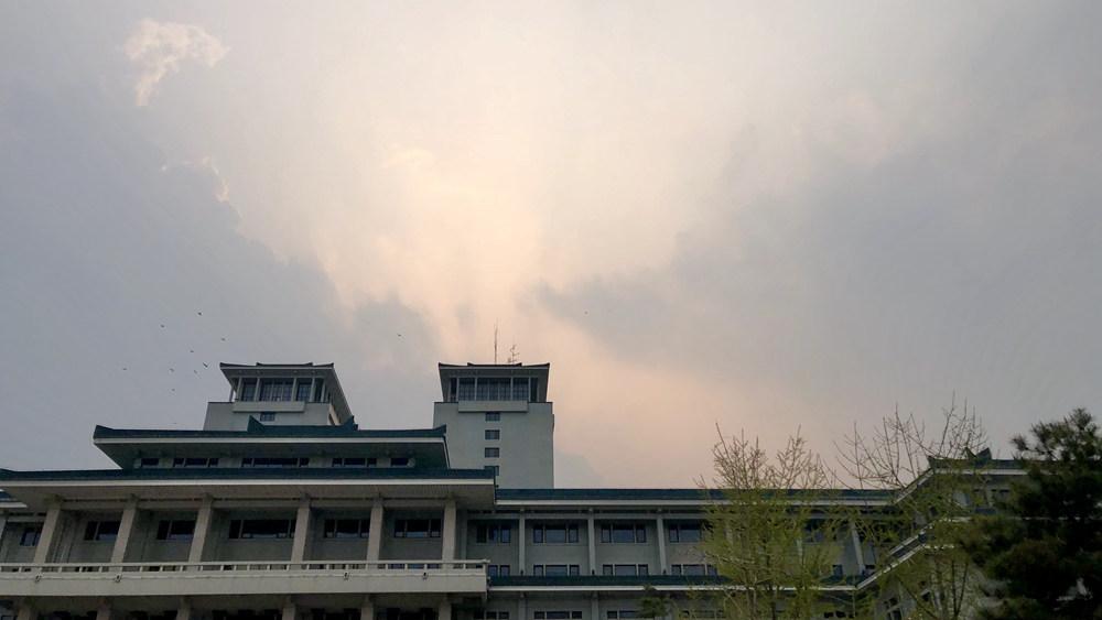 """此刻!北京天空有点""""梦幻"""""""