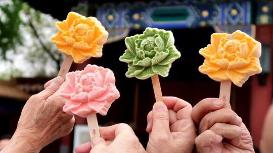网红冰激凌大集合:或重口味!或高颜值