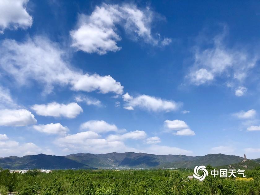"""惠灵顿天气_超美!大风吹出""""北京蓝""""-图片频道-中国天气网"""