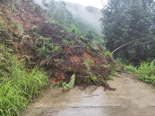 广西遭遇大范围强降雨 多地灾害频现