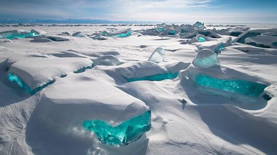 給眼睛降降溫!盤點大開眼界的冰雪奇觀