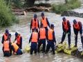 确保安全度汛 甘肃迭部开展洪水灾害应急抢险救援演练