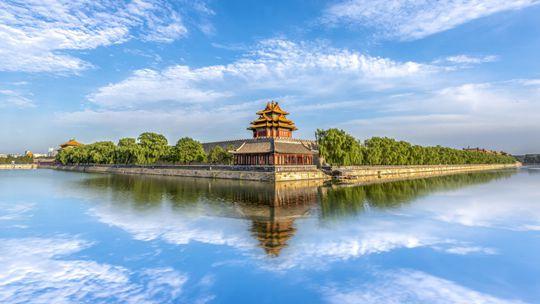 紫禁城600年 看四季輪轉中的景象萬千