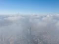 一组航拍图看吉林云蒸雾绕美如画