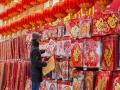 春节将至 一组图提前感知各地年味