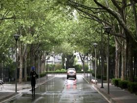 带伞!今日北京迎小雨 气温下降体感微凉