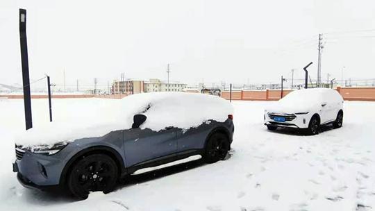 5月青海玛多降暴雪 重现白雪皑皑冬日景象