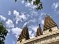 ?北京天空高颜值在线 白云衬托蓝天美