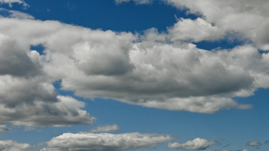 北京蓝天白云在线 云朵千姿百态
