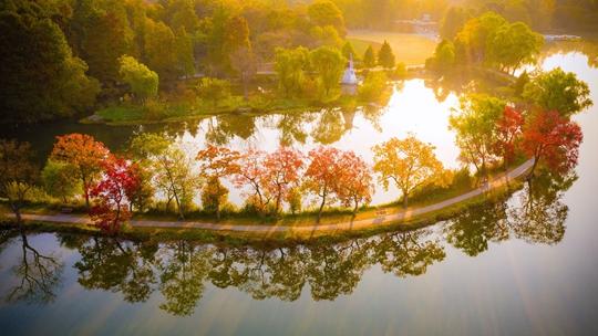 一组图带你赏遍大江南北最绚丽秋景