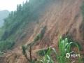 中国天气网广西站讯 9日起,受高空槽和低涡切变共同影响,西林遭遇暴雨袭击,强降雨天气引起乡村道路出现不同程度的塌方、滑坡等不同地质灾害。(图文/莫保结)