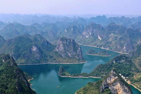 广西国庆乡村生态游热