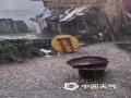 中国天气网广西站讯 1月24日(除夕)下午,百色隆林县出现雷阵雨,多个乡镇在雷雨中伴有冰雹、短时大风等强对流天气。蛇场、岩茶、隆或、介廷等乡镇雷雨中均夹降冰雹,冰雹最大直径约30mm(岩茶乡卡白村),最大密度每平方米约1200粒(介廷乡马窑村)。(图文/尹华军)
