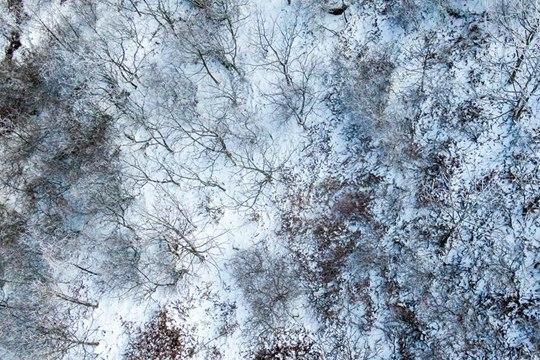 桂林资源雪景大片欣赏