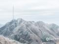 受强冷空气影响,近期广西河池市环江县龙岩乡朝阁村的万亩草甸再次迎来雾凇景观。沟壑里、山坡上、树林间都裹上一层洁白的玉衣,仿佛置身在一个晶莹的冰雪世界,引来不少游人前往观赏游玩,拍照留念。(图/玉泉 文/吴雨婧)