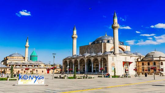 星月大陆上神秘的土耳其文明