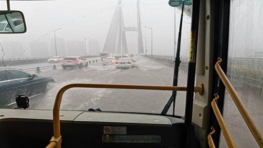 持续暴雨致宜宾多地出现灾情